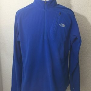 North Face Mens Lightweight Fleece Pullover